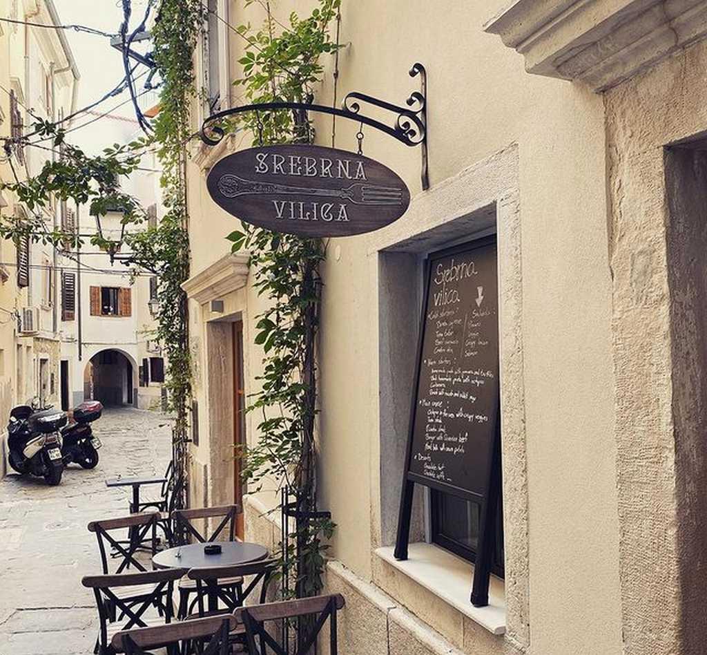 Restavracija Srebrna vilica - Hotel Zala Piran
